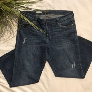 Kut from the Kloth Maggie Cropped Boyfriend